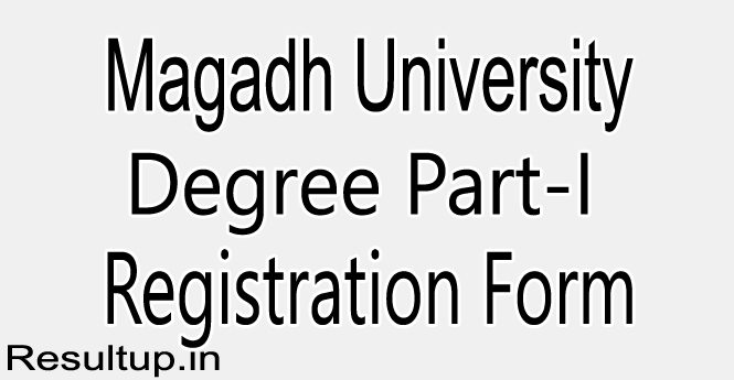 magadh university part 1 registration 2020